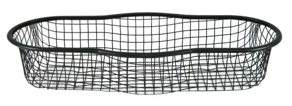 Wire Basket Generic Oval 12cs