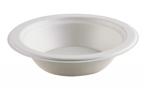 Bagasse Bowl 12oz 1000cs