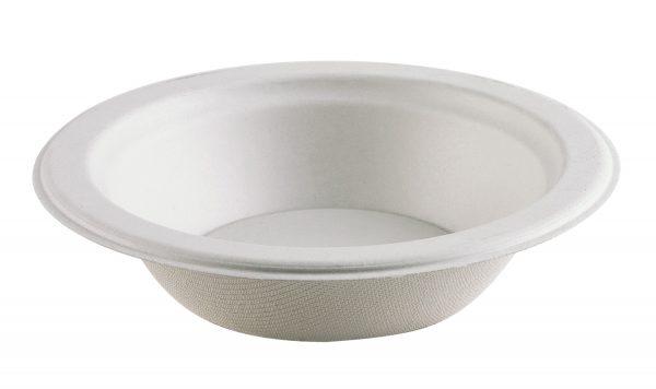 Bagasse Bowl 12oz 1000cs