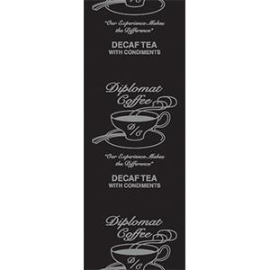 Decaf Tea Kit 1decaf tea 1nap 2sug 2sug sub 2crm 2strstk 250cs