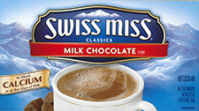 Hot Chocolate Swiss Miss 6 boxes of 50cs