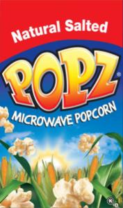 Plain Popcorn Popz 36cs