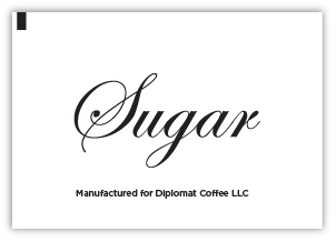 Sugar Packets Single 2000cs