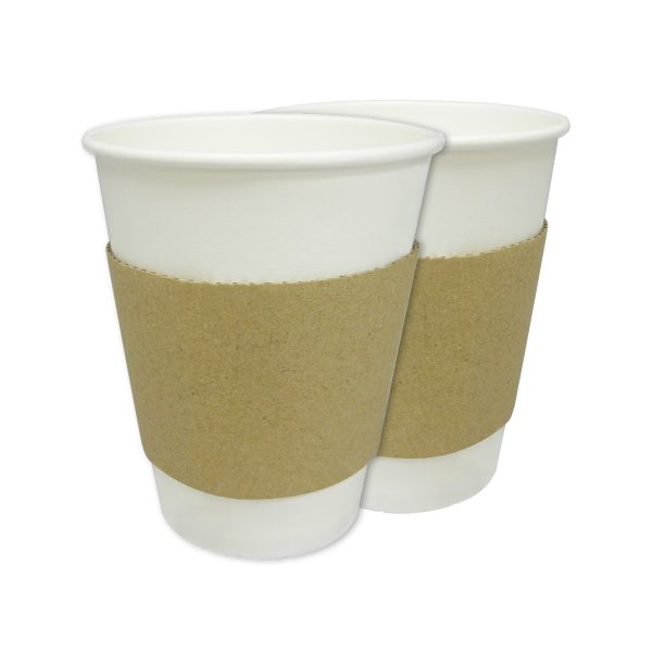Sleeves Generic Kraft 9 and 10oz