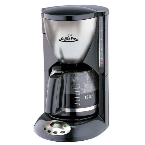 Coffee Maker Cone Style Basket 12 Cup 2cs