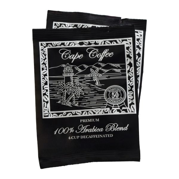 Cape Coffee Decaf 4 Cup
