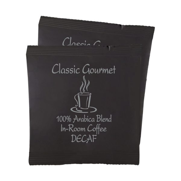 Classic Gourmet Decaf Coffee 12 Cups
