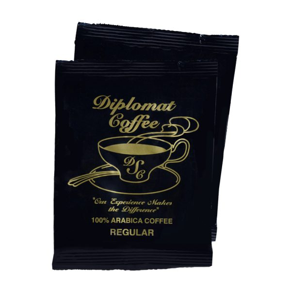 Diplomat Regular Coffee 4 Cup