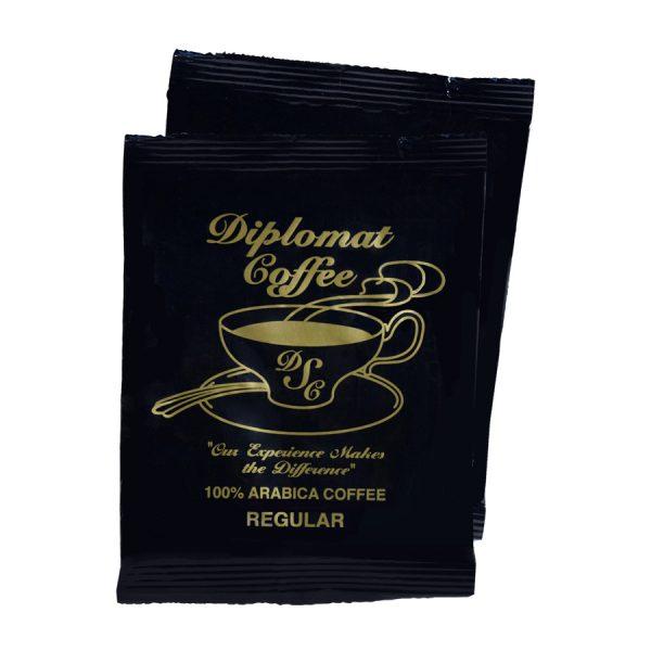 Diplomat Regular Coffee 4 Cup
