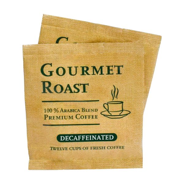 Gourmet Roast Decaf Coffee 12 Cups