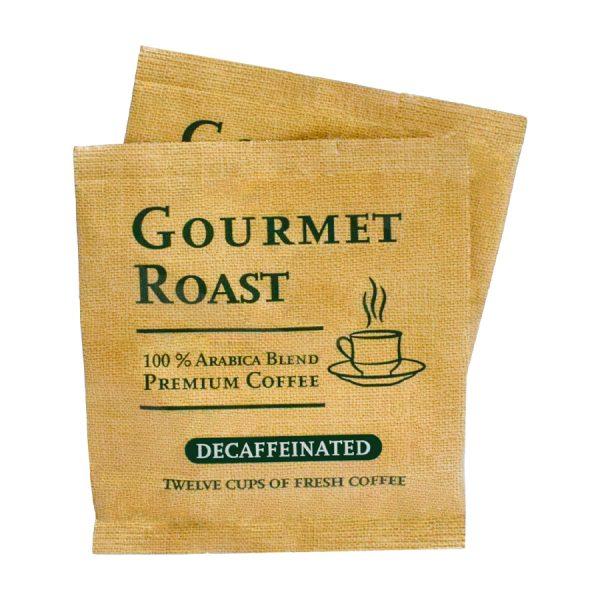 Gourmet Roast Decaf Coffee 12 Cups