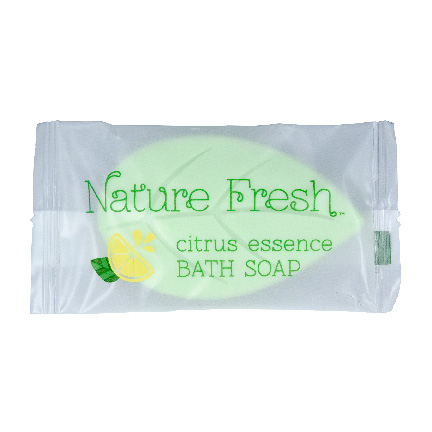 Bath Soap Nature Fresh 23g 500cs