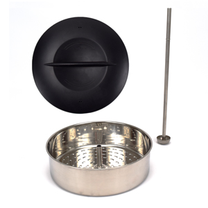 Coffee Pro Stainless Steel Commercial 80-Cup Percolating Urn Replacement Parts
