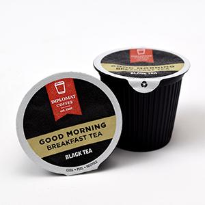 Diplomat Coffee K-Cup – Tea