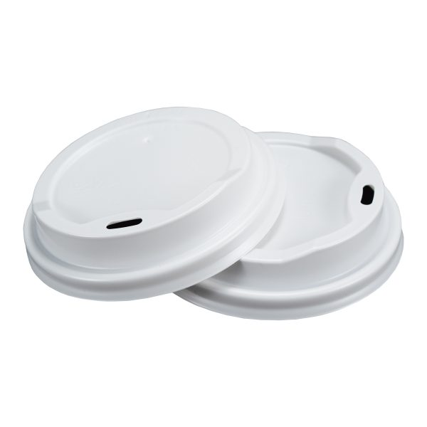 Cup Lids White 10 and 12oz Cups