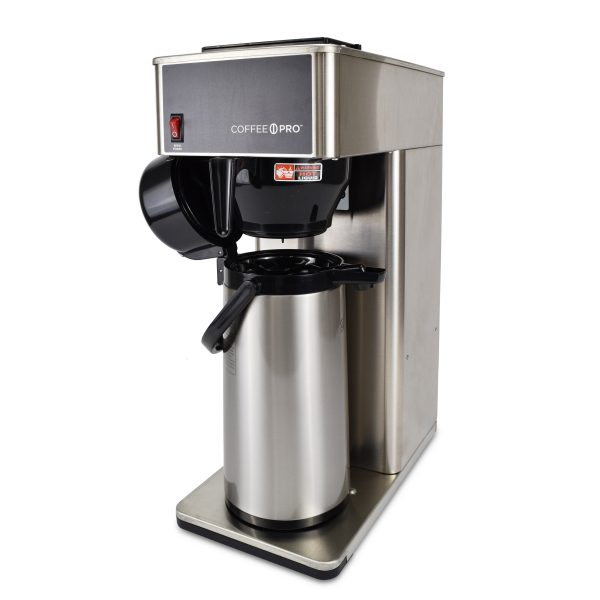 Coffee Maker Commercial Stainless Steel Air Pot Style 1cs