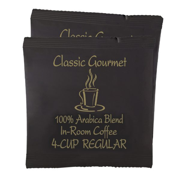 Classic Gourmet Regular Coffee 4 Cups