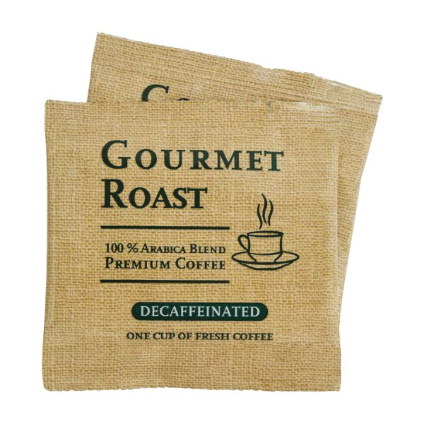 Gourmet Roast Decaf Coffee 1 Cup