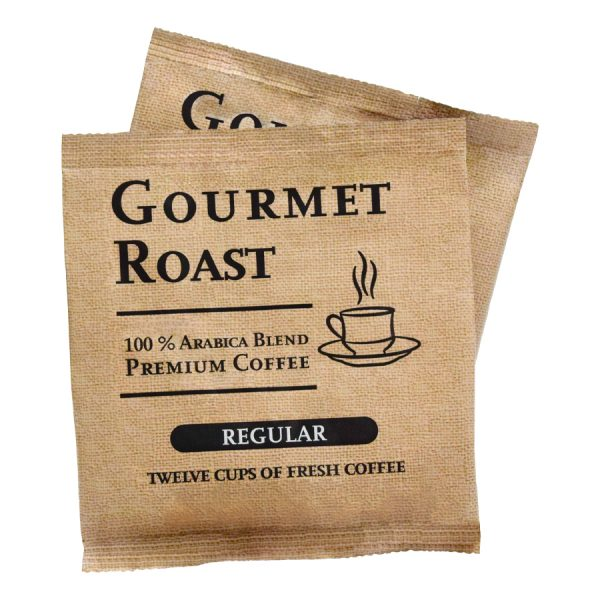 Gourmet Roast Regular Coffee 12 Cups