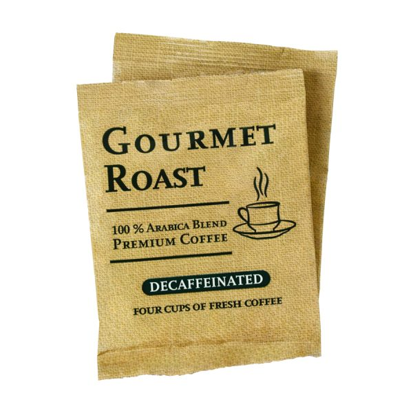 Gourmet Roast Decaf Coffee 4 Cups