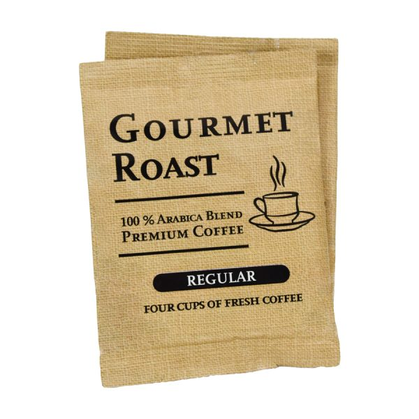 Gourmet Roast Regular Coffee 4 Cups