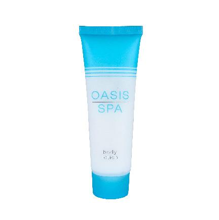 Shampoo Tube Oasis Flip Cap 30ml 288cs