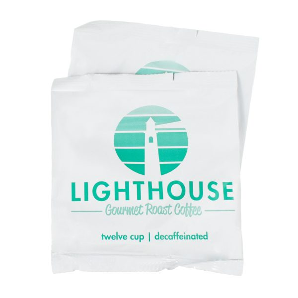 Lighthouse Decaf Coffee 12 Cup