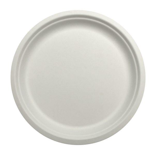 Bagasse Plate 9inch 500cs