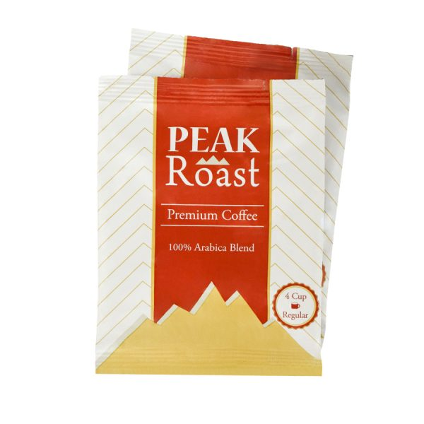 Peak Roast Reg Coffee 4 Cup