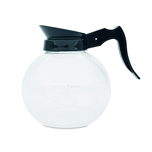 Coffee Pro 12-cup Replacement Glass Decanter
