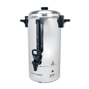 Coffee Pro CP36 36-Cup Commercial Coffee Urn