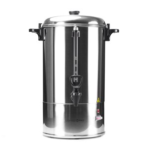 Coffee Pro Stainless Steel Commercial 80-Cup Percolating Urn